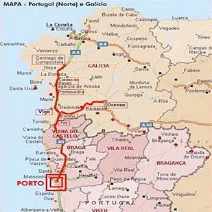 Euroregiao Galiza E Norte De Portugal